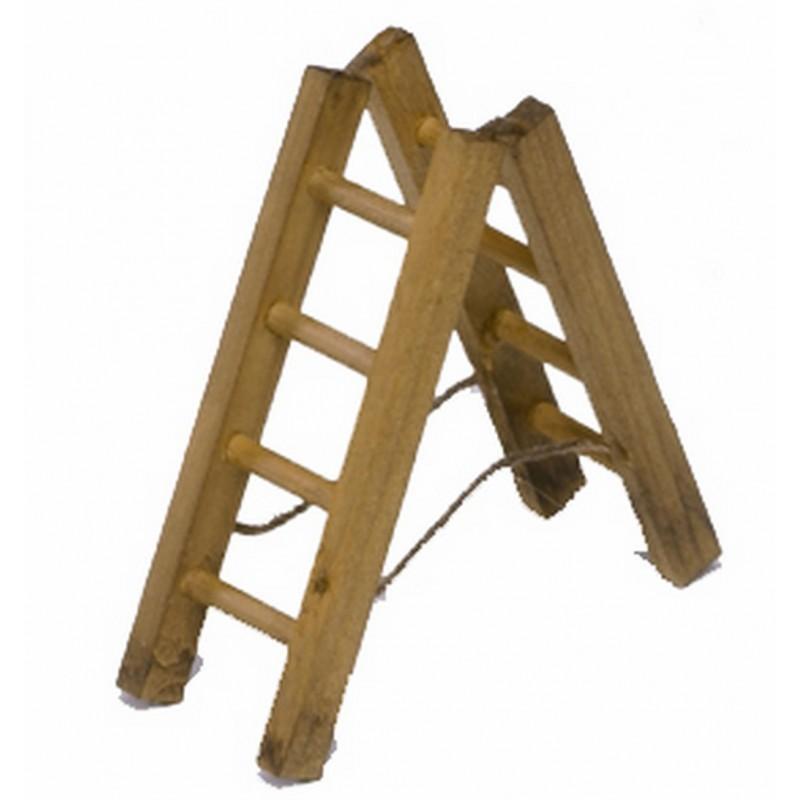 Escaleras de tijera for Escalera tijera de madera