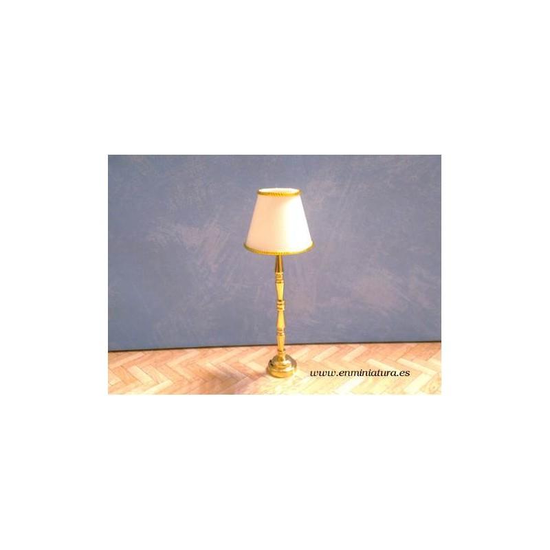 Lámpara led de pie
