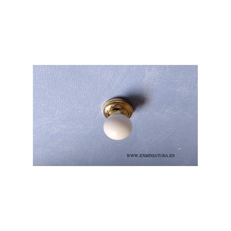 Lámpara de globo