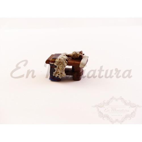 Taburete accesorios hilandera