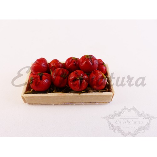 Barquilla de tomates