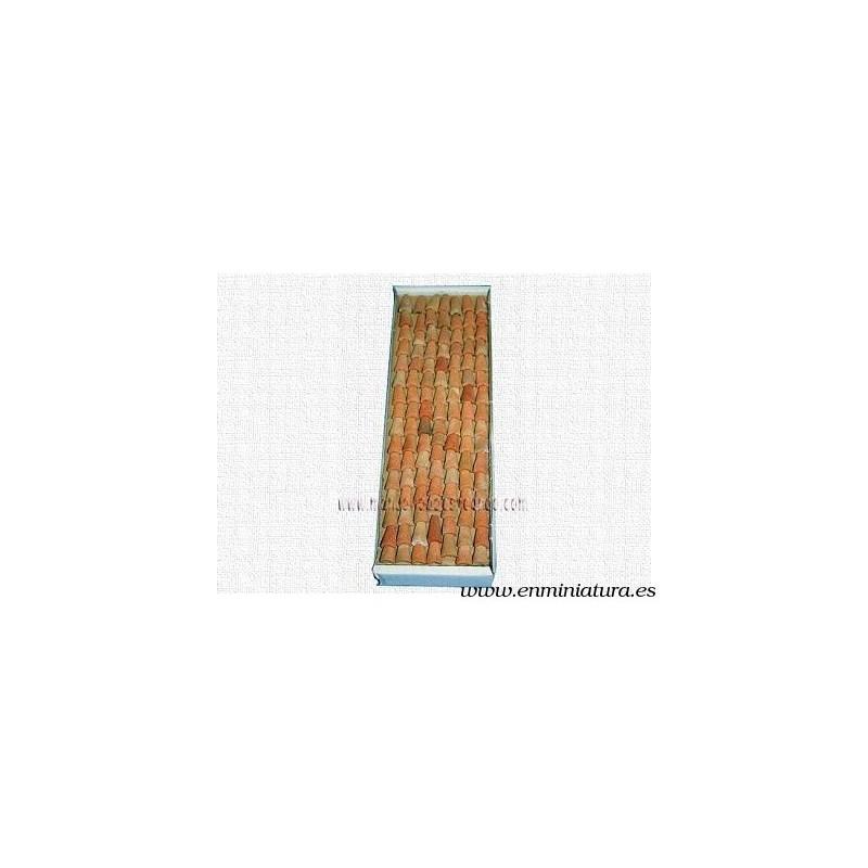 Teja andaluza roblón (23x10x4)