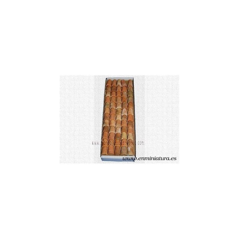 Teja andaluza roblón (30x17x8)