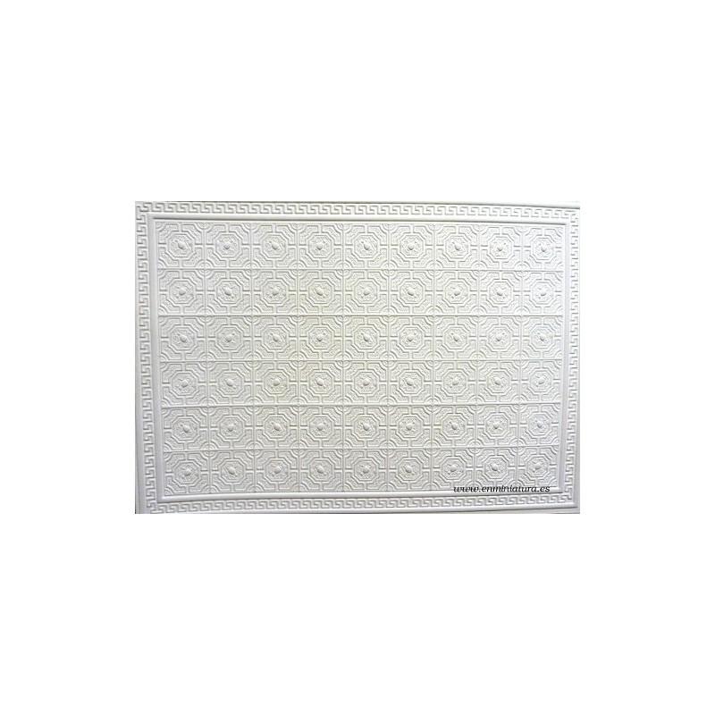 Comprar on line papel casa de mu ecas artesonado techo 2 - Papel para techos ...