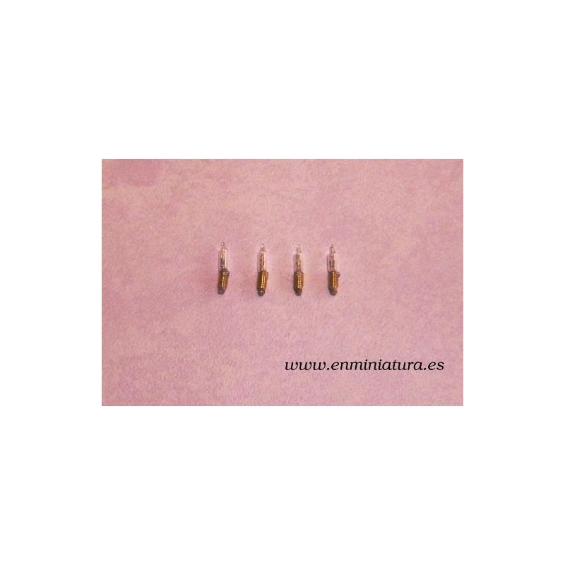 Bombillas alargadas