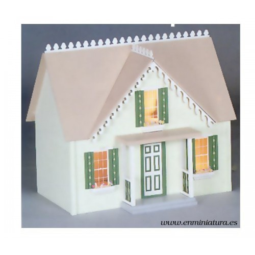 "Dollhouse ""kiwi cottage"""
