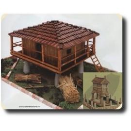 Rustic miniatures