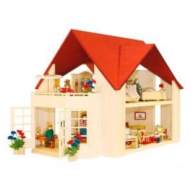 Casas de muñecas Infantiles y muebles