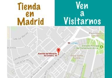 Tienda en Madrid de miniaturas